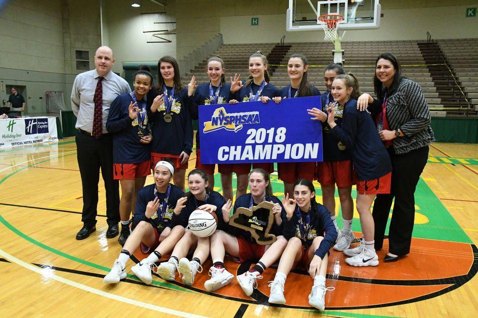 Jamesville-DeWitt girls basketball wins Federation Tournament championship