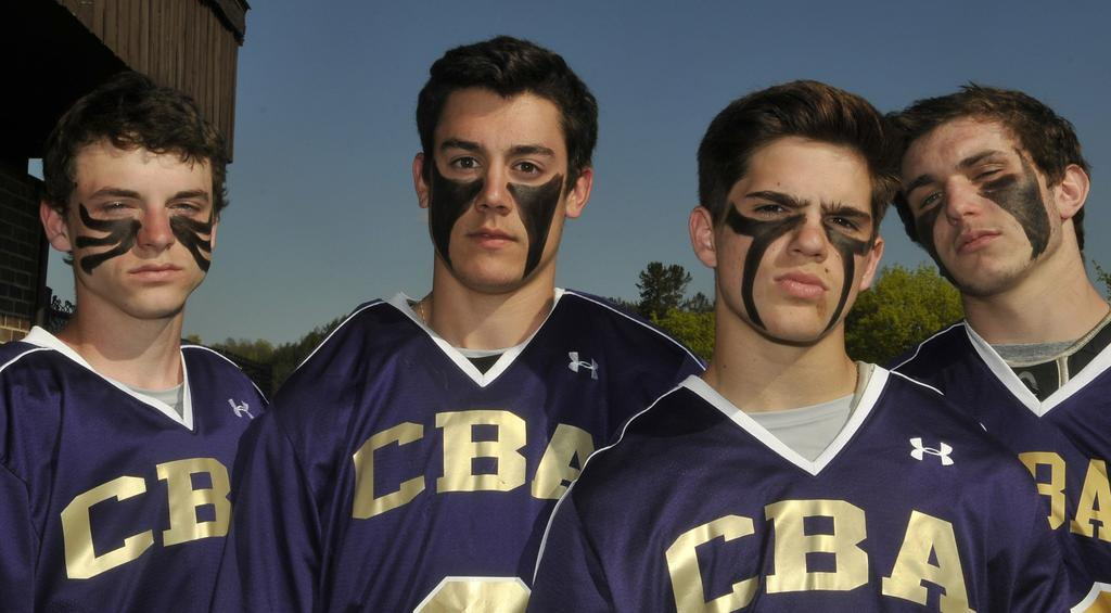 Face It Eye Black And Lacrosse Are A Cool Edgy Combination Syracuse