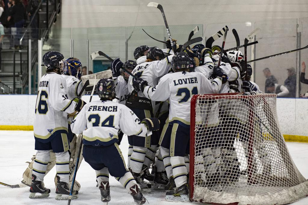 HS ice hockey roundup: Skaneateles, Cortland/Homer advance to Div. II championship