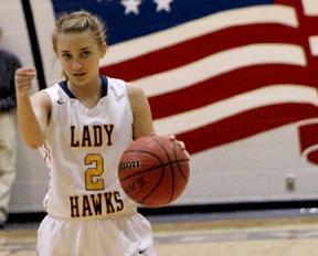 State high school girls basketball update: Danville's Tara ...