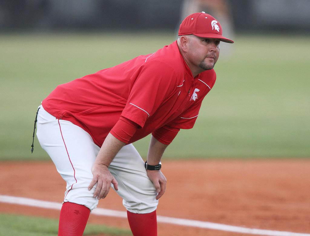 Saraland 11-11, Park Crossing 1-4: Brett Boutwell reaches 300 wins as Spartans cruise
