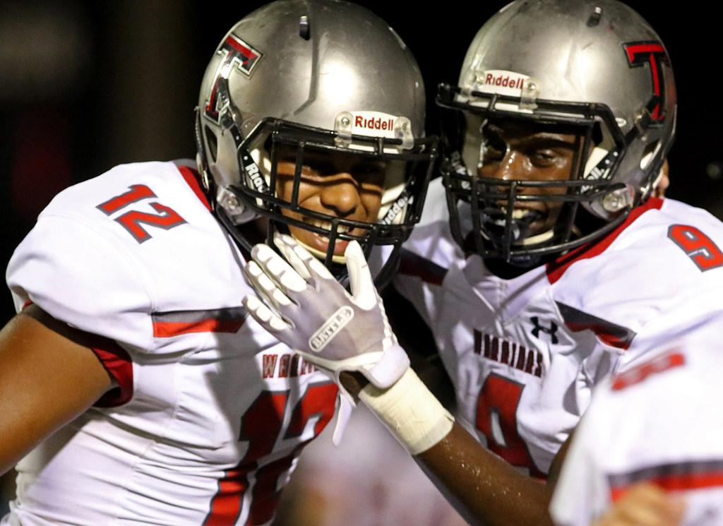 Thompson 41, Huffman 8: Warriors race to big lead, cruise ...