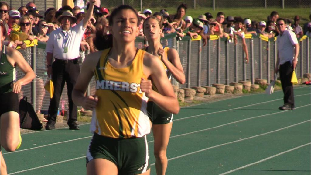 Amherst, Brunswick and Strongsville pace field at D-I girls regional track and f...