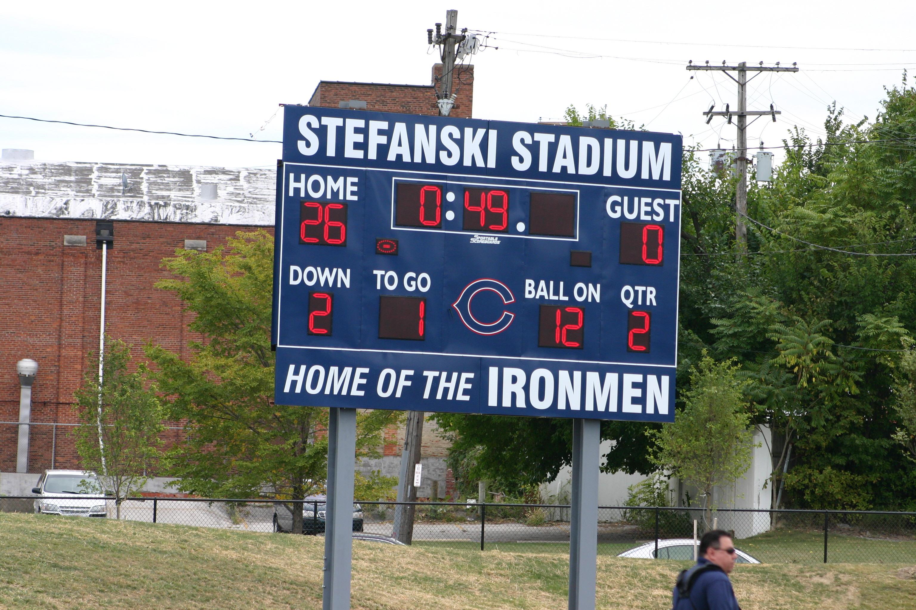 Cleveland Central Catholic Football Ironmen